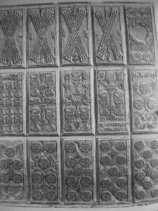 Impressão por blocos - Tarot de Marselha