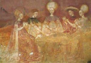 Afresco Borromeo 1450