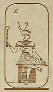 Tarot Egípcio - Imperador