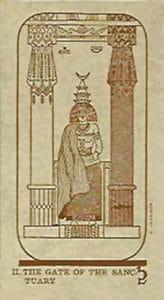 Tarot Egípcio baseado no Conte nde de St Gemain