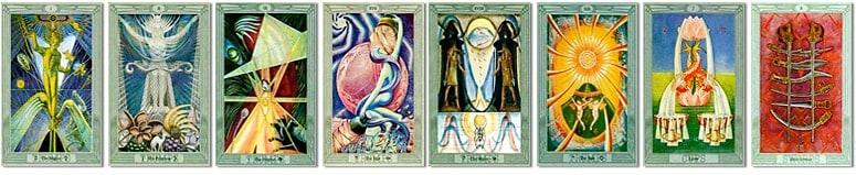 Thoth Tarot de Aleister Crowley