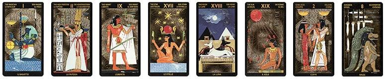 Nefertari Tarot | Café com Tarot