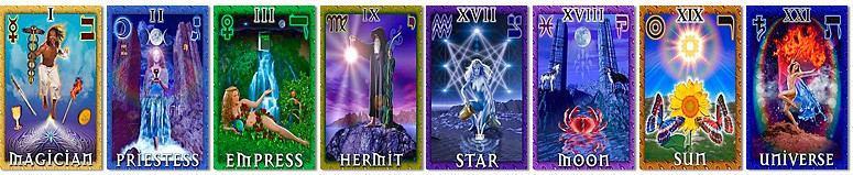 New Millennium Tarot