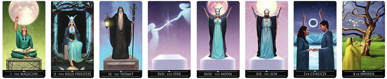 Silver Witchcraft Tarot | Café com Tarot