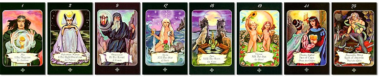 Tarot of Aquarius Era