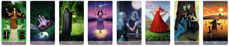 Triple Goddess Tarot | Café com Tarot