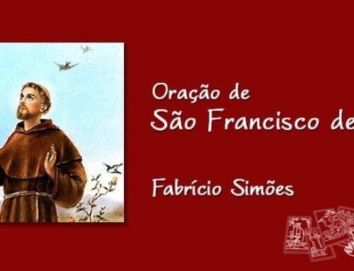 Áudio: Oração de Francisco de Assis