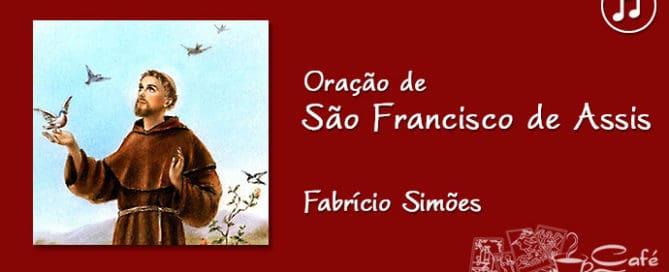 Oração de São Francisco de Assis | Café com Tarot