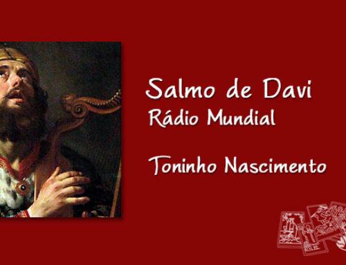 Áudio: Salmo de Davi