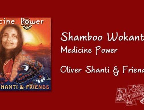 Música: Shamboo Wokantonka