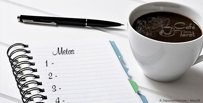 7 passos para cumprir as metas de Ano Novo | Café com Tarot