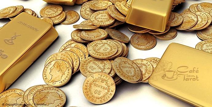Como atrair riqueza em 8 passos | Café com Tarot