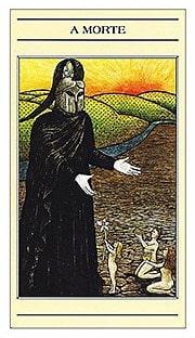 Morte | Tarô Mitológico