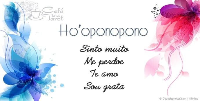 Ho'oponopono | Café com Tarot