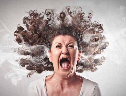 Você sente nervosismo, irritação e falta de paciência?